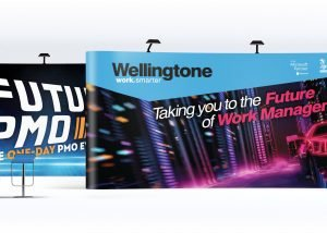Wellingtone tradeshow displays